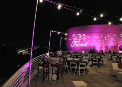 OSC Gobo Terrace 2