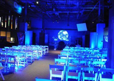 OSC Our Planet Blue Ceremony